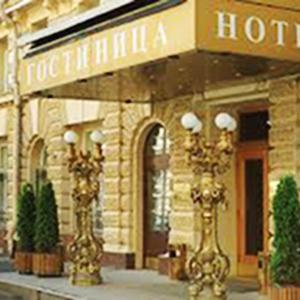 Гостиницы Запрудной