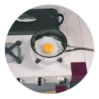 Кафе-бар Каламбур - иконка «кухня» в Запрудной